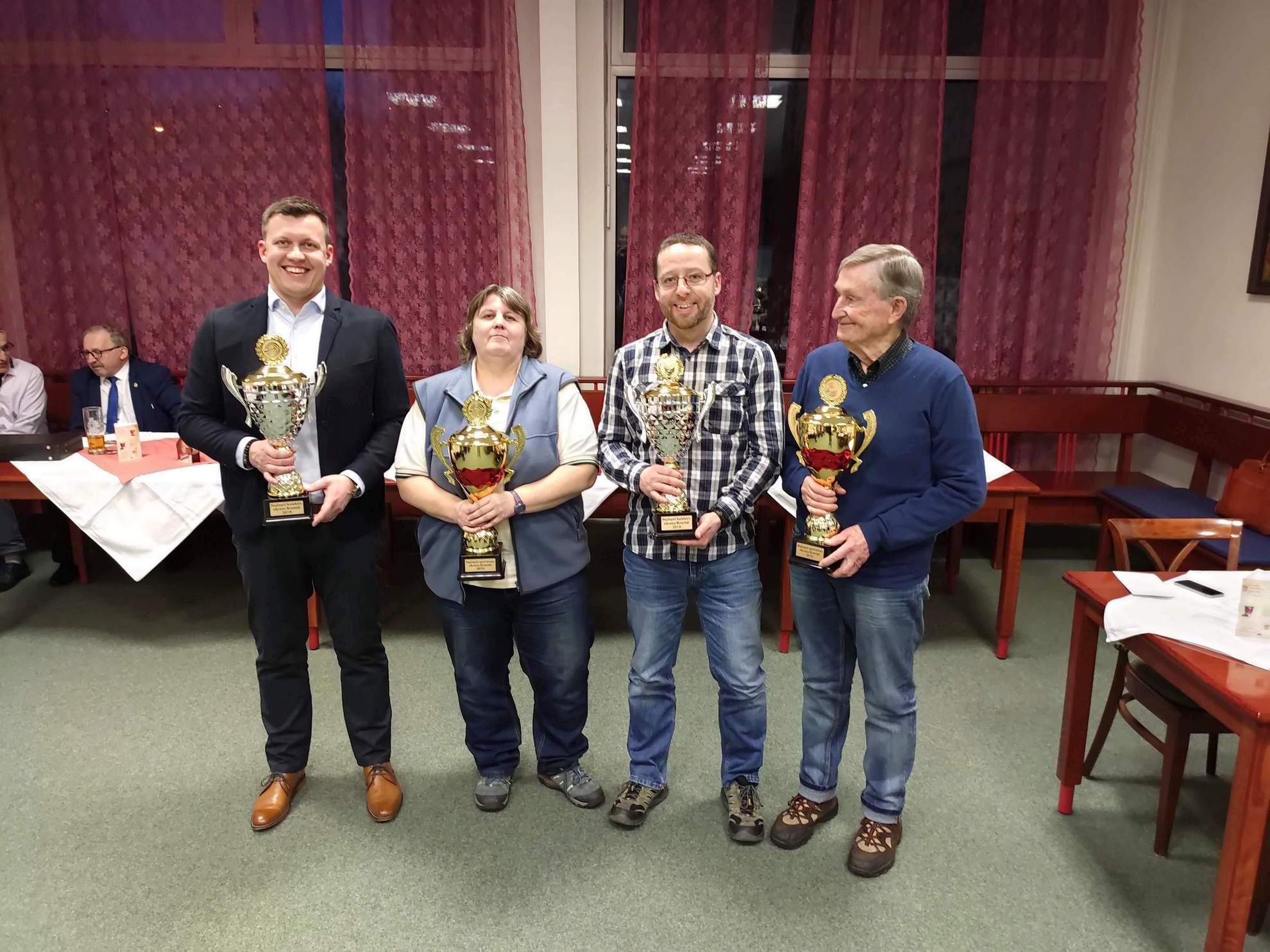 sportovci okresu Bruntál 2019